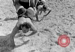 Image of Hitler Youth at beach Poland, 1940, second 43 stock footage video 65675043398