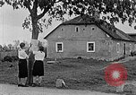 Image of Hitler Youth camp Poland, 1940, second 14 stock footage video 65675043399