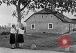 Image of Hitler Youth camp Poland, 1940, second 16 stock footage video 65675043399