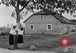 Image of Hitler Youth camp Poland, 1940, second 17 stock footage video 65675043399