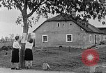 Image of Hitler Youth camp Poland, 1940, second 18 stock footage video 65675043399