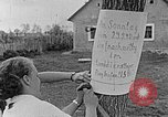 Image of Hitler Youth camp Poland, 1940, second 20 stock footage video 65675043399