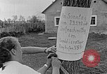 Image of Hitler Youth camp Poland, 1940, second 21 stock footage video 65675043399