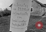 Image of Hitler Youth camp Poland, 1940, second 26 stock footage video 65675043399