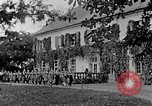Image of Hitler Youth camp Poland, 1940, second 32 stock footage video 65675043399
