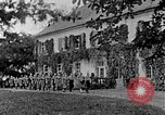Image of Hitler Youth camp Poland, 1940, second 33 stock footage video 65675043399