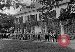 Image of Hitler Youth camp Poland, 1940, second 36 stock footage video 65675043399