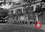 Image of Hitler Youth camp Poland, 1940, second 37 stock footage video 65675043399