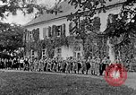Image of Hitler Youth camp Poland, 1940, second 38 stock footage video 65675043399