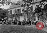 Image of Hitler Youth camp Poland, 1940, second 47 stock footage video 65675043399
