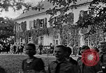 Image of Hitler Youth camp Poland, 1940, second 57 stock footage video 65675043399