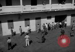 Image of Nationalist sympathizers San Juan Puerto Rico, 1950, second 9 stock footage video 65675043410