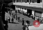 Image of Nationalist sympathizers San Juan Puerto Rico, 1950, second 21 stock footage video 65675043410