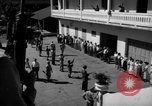Image of Nationalist sympathizers San Juan Puerto Rico, 1950, second 23 stock footage video 65675043410