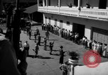 Image of Nationalist sympathizers San Juan Puerto Rico, 1950, second 24 stock footage video 65675043410