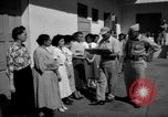 Image of Nationalist sympathizers San Juan Puerto Rico, 1950, second 41 stock footage video 65675043410
