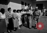 Image of Nationalist sympathizers San Juan Puerto Rico, 1950, second 42 stock footage video 65675043410