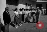 Image of Nationalist sympathizers San Juan Puerto Rico, 1950, second 46 stock footage video 65675043410