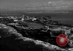 Image of Aerial view of San Juan Puerto Rico, 1950, second 9 stock footage video 65675043414