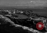 Image of Aerial view of San Juan Puerto Rico, 1950, second 10 stock footage video 65675043414