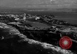 Image of Aerial view of San Juan Puerto Rico, 1950, second 12 stock footage video 65675043414