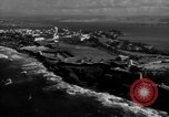 Image of Aerial view of San Juan Puerto Rico, 1950, second 13 stock footage video 65675043414