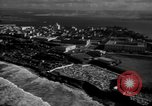 Image of Aerial view of San Juan Puerto Rico, 1950, second 14 stock footage video 65675043414