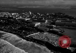 Image of Aerial view of San Juan Puerto Rico, 1950, second 15 stock footage video 65675043414