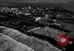 Image of Aerial view of San Juan Puerto Rico, 1950, second 16 stock footage video 65675043414
