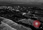 Image of Aerial view of San Juan Puerto Rico, 1950, second 17 stock footage video 65675043414
