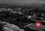 Image of Aerial view of San Juan Puerto Rico, 1950, second 21 stock footage video 65675043414