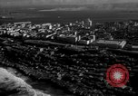 Image of Aerial view of San Juan Puerto Rico, 1950, second 32 stock footage video 65675043414