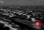 Image of Aerial view of San Juan Puerto Rico, 1950, second 33 stock footage video 65675043414