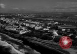 Image of Aerial view of San Juan Puerto Rico, 1950, second 35 stock footage video 65675043414