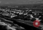 Image of Aerial view of San Juan Puerto Rico, 1950, second 36 stock footage video 65675043414