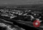 Image of Aerial view of San Juan Puerto Rico, 1950, second 37 stock footage video 65675043414