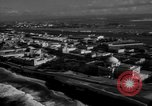 Image of Aerial view of San Juan Puerto Rico, 1950, second 38 stock footage video 65675043414