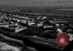 Image of Aerial view of San Juan Puerto Rico, 1950, second 41 stock footage video 65675043414