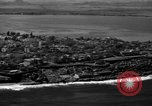 Image of Aerial view of Island San Juan Puerto Rico, 1950, second 11 stock footage video 65675043418
