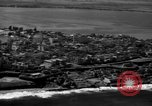 Image of Aerial view of Island San Juan Puerto Rico, 1950, second 16 stock footage video 65675043418