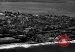 Image of Aerial view of Island San Juan Puerto Rico, 1950, second 17 stock footage video 65675043418