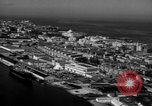 Image of Aerial view of Island San Juan Puerto Rico, 1950, second 18 stock footage video 65675043418