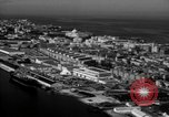 Image of Aerial view of Island San Juan Puerto Rico, 1950, second 19 stock footage video 65675043418
