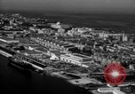 Image of Aerial view of Island San Juan Puerto Rico, 1950, second 20 stock footage video 65675043418