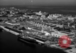Image of Aerial view of Island San Juan Puerto Rico, 1950, second 24 stock footage video 65675043418