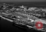 Image of Aerial view of Island San Juan Puerto Rico, 1950, second 27 stock footage video 65675043418