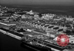 Image of Aerial view of Island San Juan Puerto Rico, 1950, second 30 stock footage video 65675043418