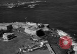 Image of Aerial view of Island San Juan Puerto Rico, 1950, second 33 stock footage video 65675043418