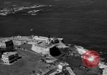 Image of Aerial view of Island San Juan Puerto Rico, 1950, second 34 stock footage video 65675043418