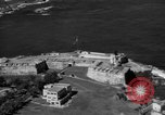 Image of Aerial view of Island San Juan Puerto Rico, 1950, second 37 stock footage video 65675043418
